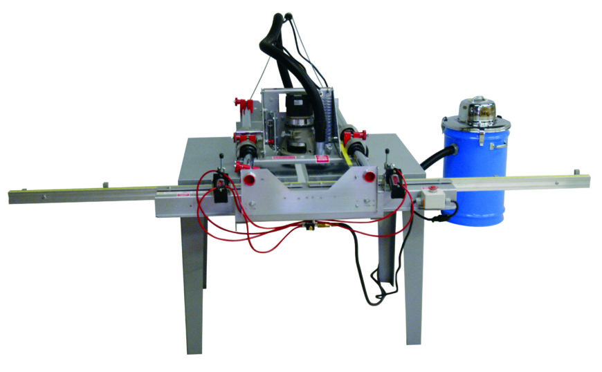 Best table router for making dado and rabbet cuts. Ideal for cabinet makers