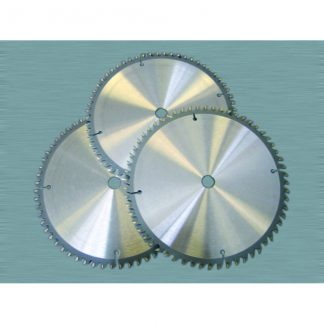saw blade package for vertical panel saws