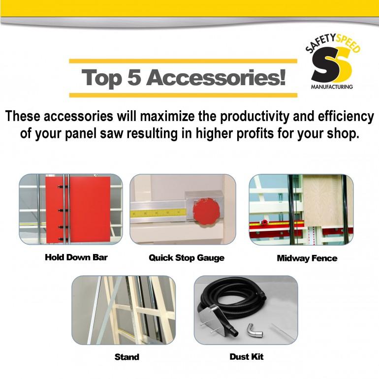 Top 5 Accessories