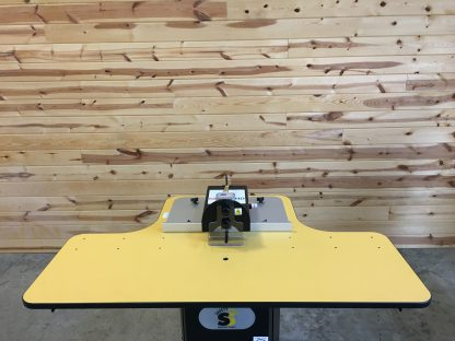 extension table for screw pocketing and doing pocket hole joinery