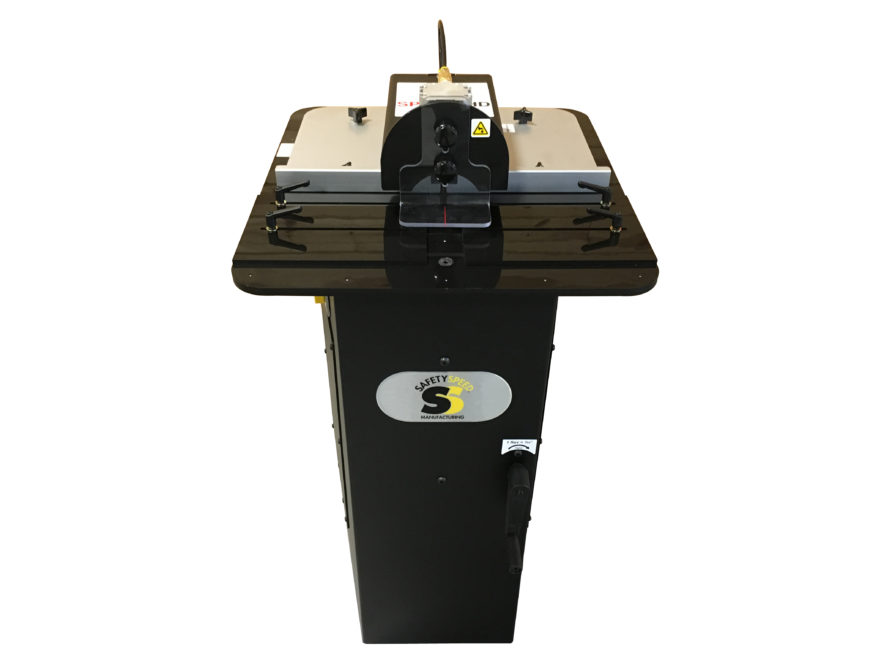 screw pocket jig known as pocket hole joinery machine for screw pocket production