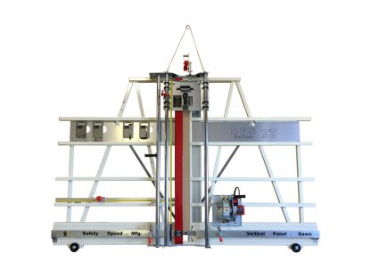 dust free cutting machine for processing panels