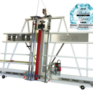 panel saw and sign cutting machine