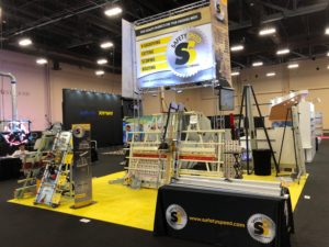 Safety Speed Manufacturing Booth at ISA