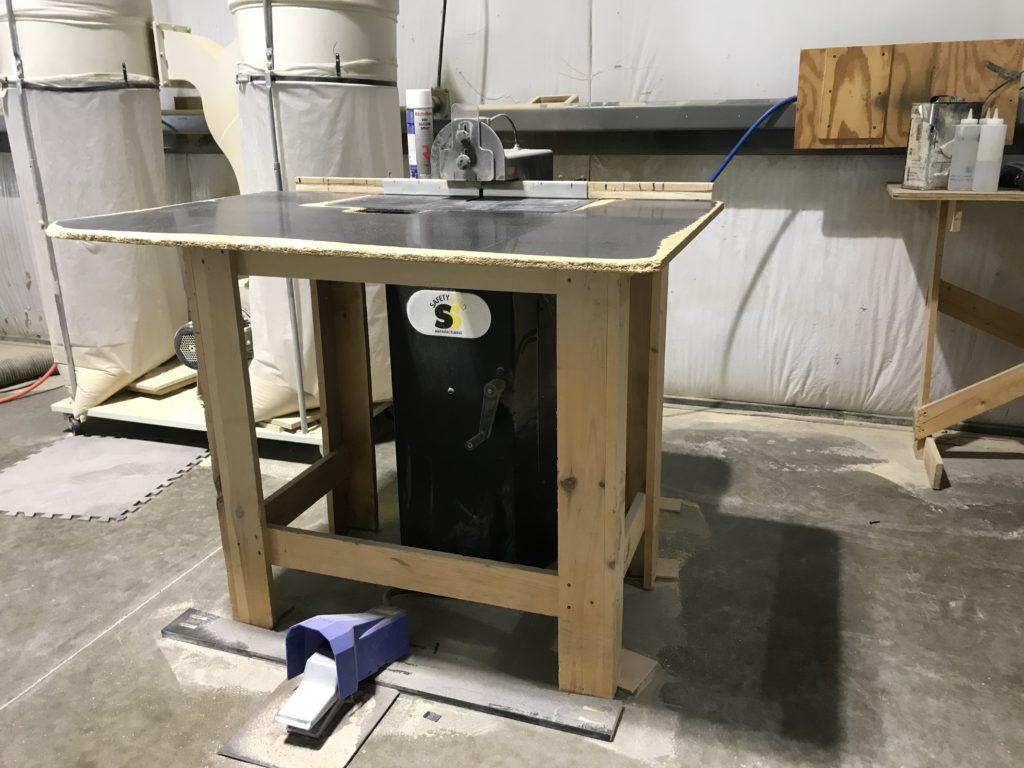 Safety Speed Manufacturing Screw Pocket Machine