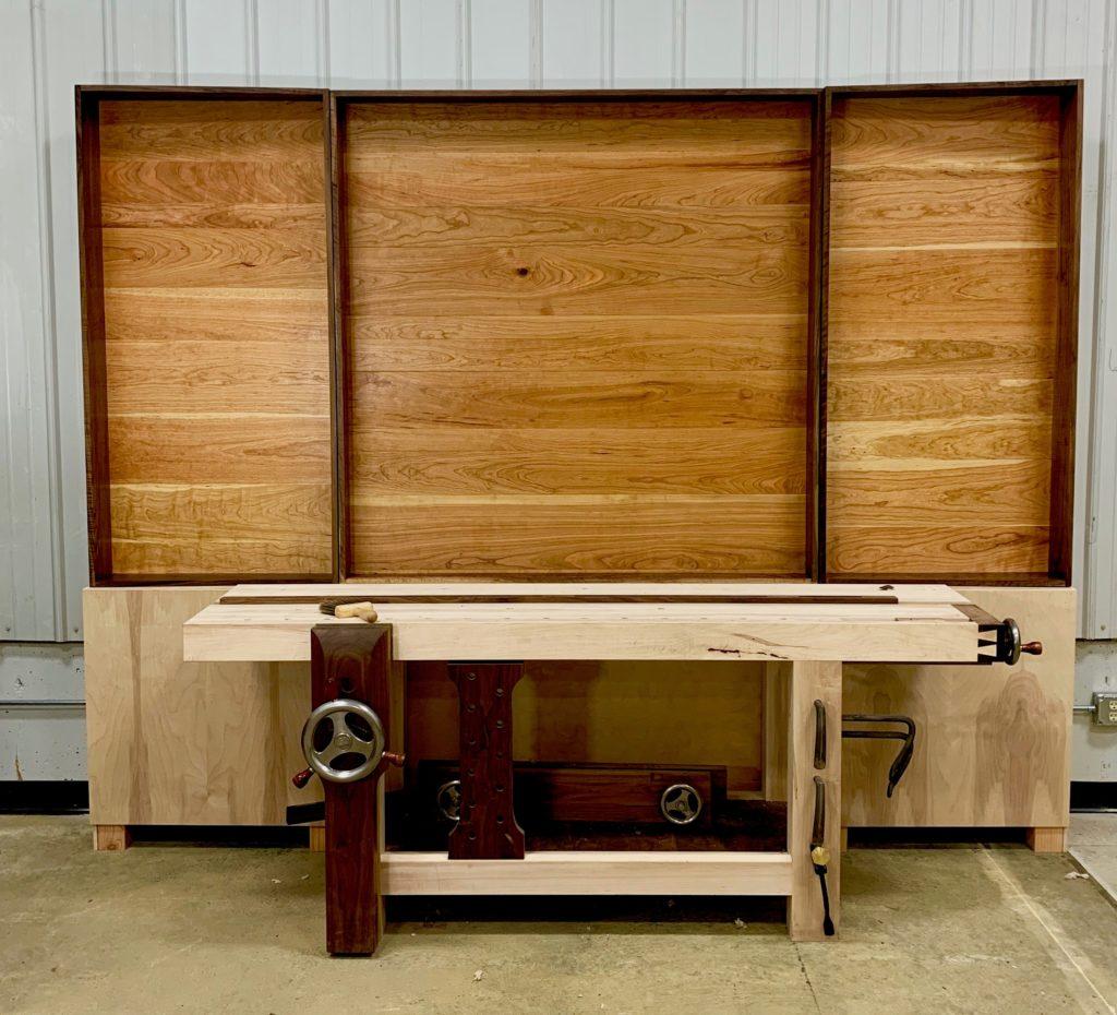 Sound Foundation Work Bench