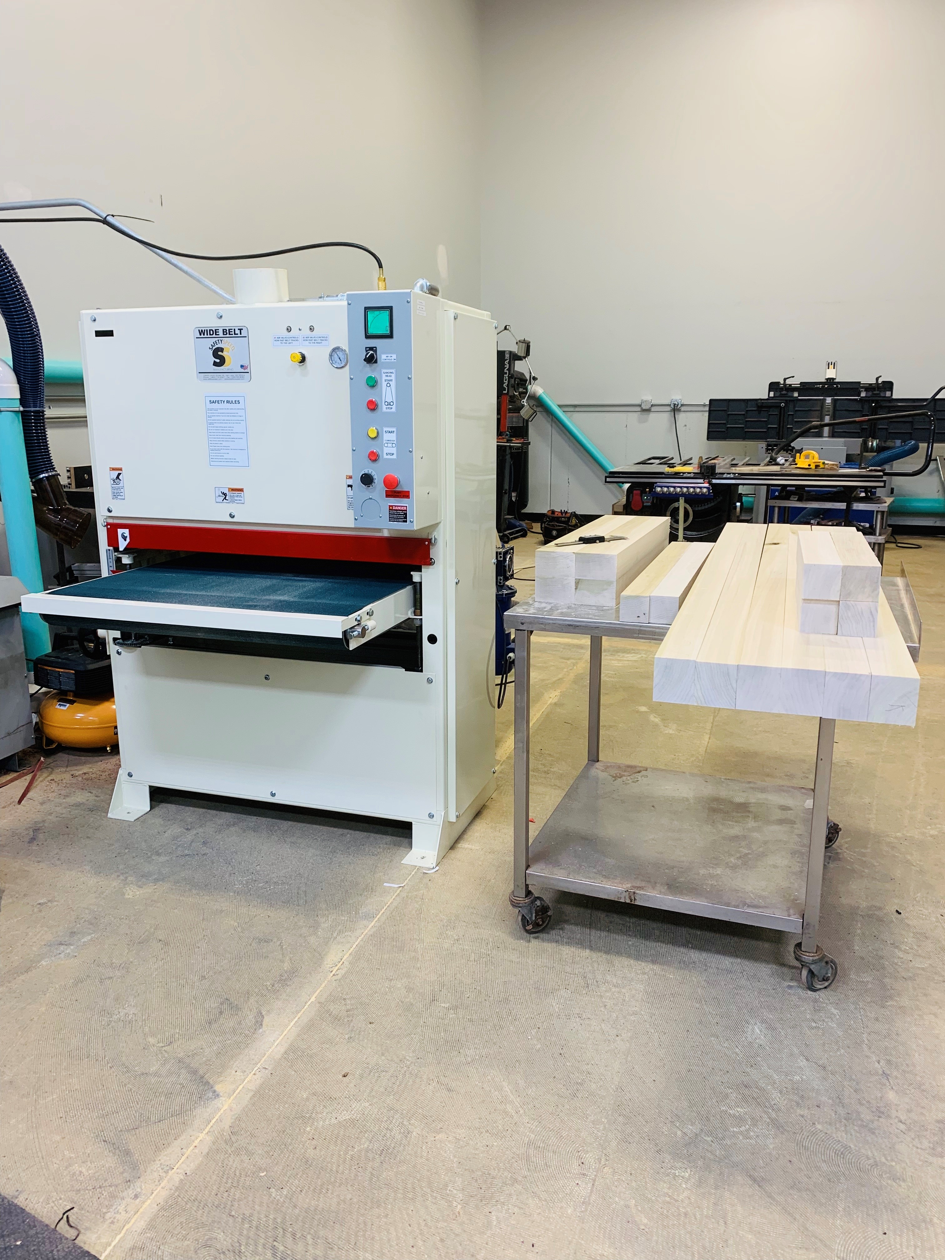 Quad Cities Entrepreneur Founds Woodworking Academy Safety