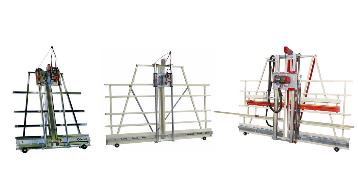 choosing the right panel saw from America's leading manufacturer of vertical saws